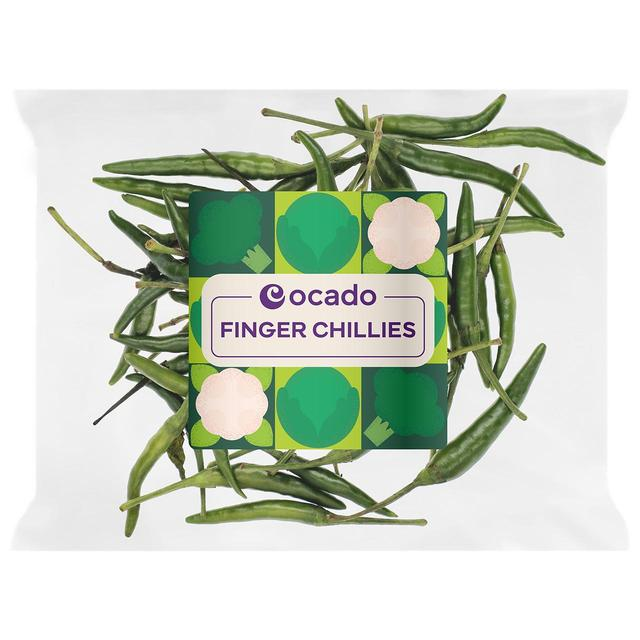 Ocado Finger Chillies Ocado
