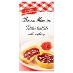 Bonne Maman Petites Tartlets with Raspberry
