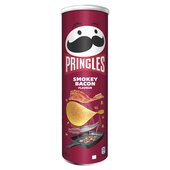 Pringles  Smokey Bacon