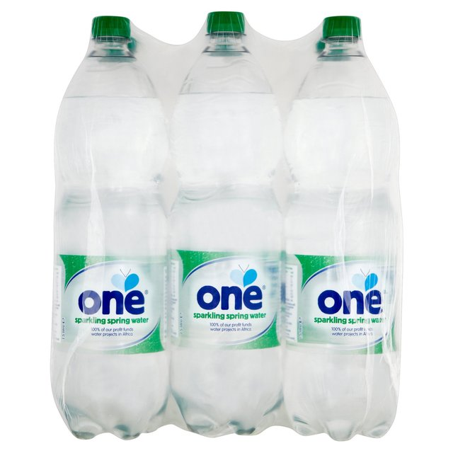 One Water Sparkling Spring Water