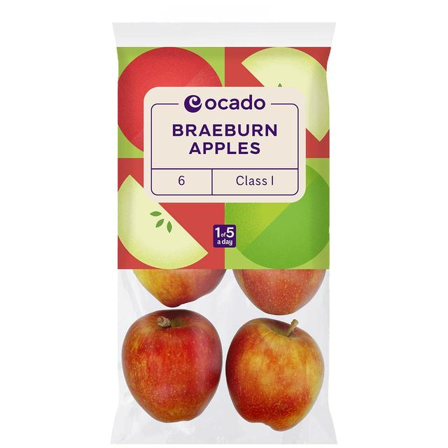Ocado Braeburn Apples min