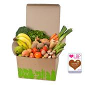 Ocado Organic Large Fruit, Veg & Salad Box 13 Varieties