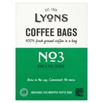 Lyons Coffee Break Coffee Bags