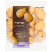 Waitrose Baby Pearl Potatoes