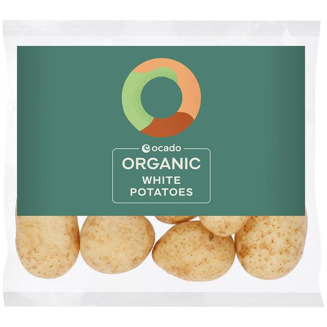 Ocado Organic White Potatoes