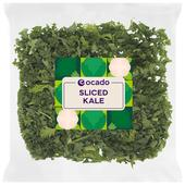 Ocado British Sliced Kale