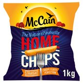 McCain Home Chips Straight Cut Frozen