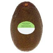 Waitrose 1 Ripe Hass Avocado