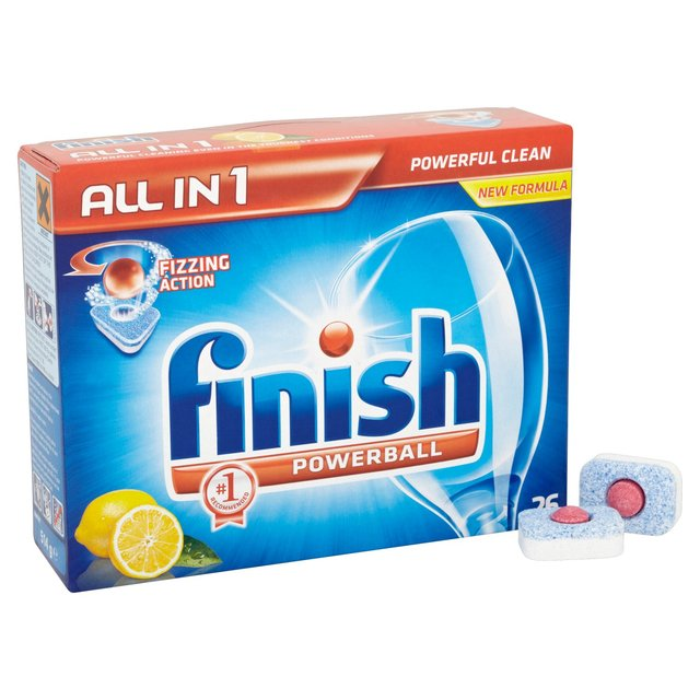 Finish All in One Tablets Lemon