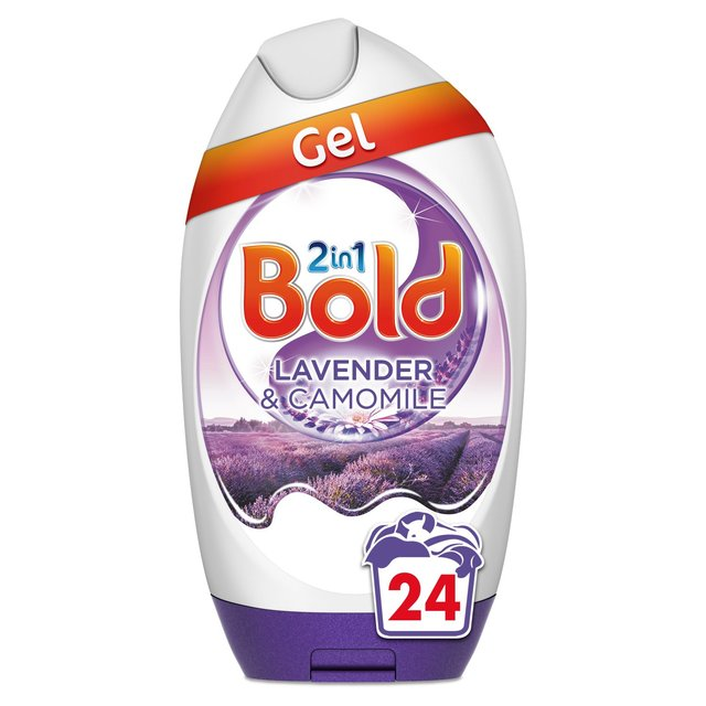 Bold Bio Washing Gel Lavender & Camomile 24 Wash