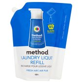 Method Laundry Bio Liquid Refill Fresh Air 85 Washes