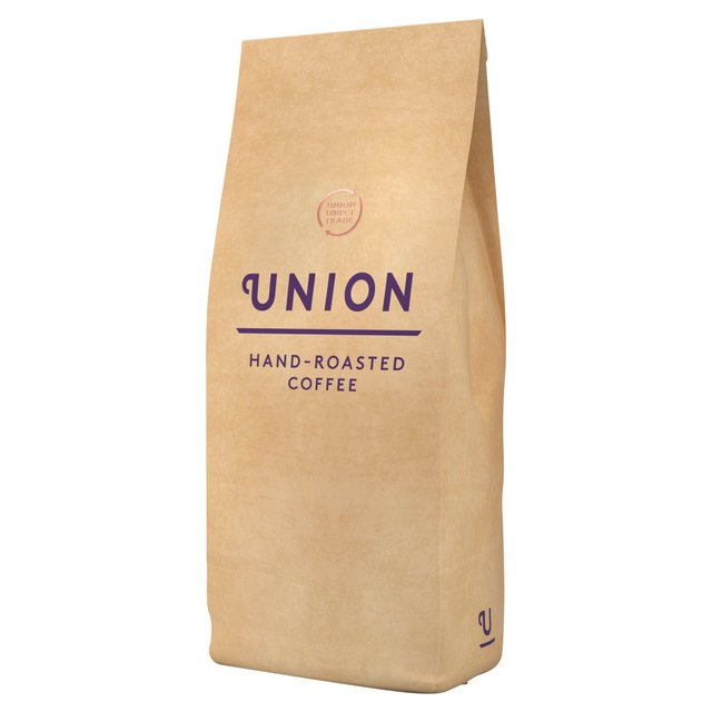 Union Hand Roasted Peru Balcones Wholebean