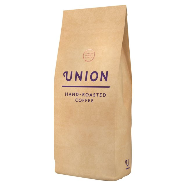 Union Organic Natural Spirit Blend Wholebean Coffee