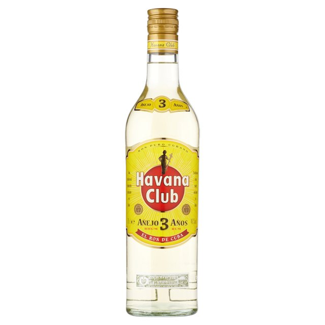 Havana Club 3 Year Old Rum