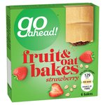 Go Ahead Strawberry Fruit Bake