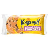 Kingsmill Syrup & Sultana Pancakes