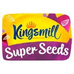 Kingsmill Super Seeds with Linseed, Poppy, Sunflower & Pumpkin Seeds