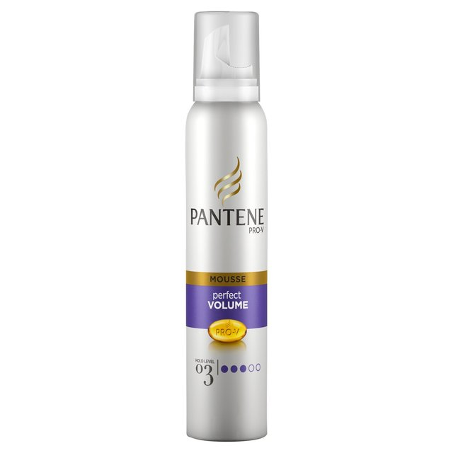 Pantene Volume & Body Mousse - Fine Hair