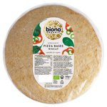 Biona Organic 2 Wholewheat Pizza Bases
