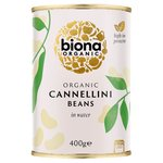 Biona Organic Cannellini Beans in Water