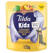 Tilda Kids Sunshine Vegetable Rice