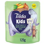 Tilda Kids Vegetable & Wholegrain Rice