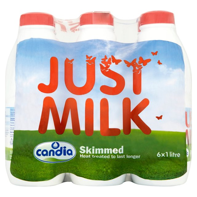Candia Just Milk Skimmed