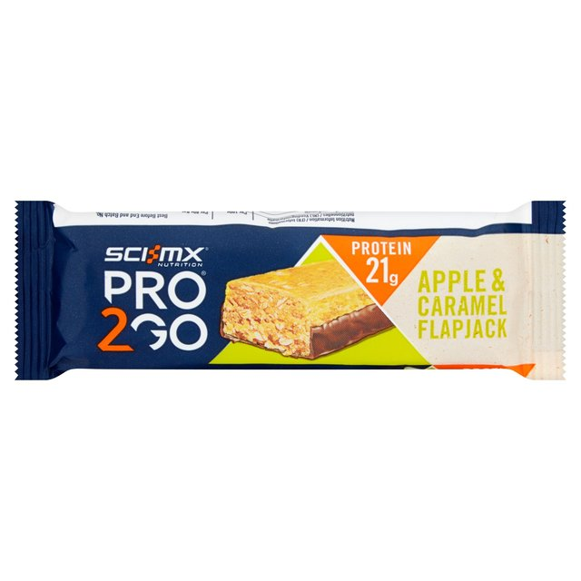 Sci-MX Protein Flapjacks Apple & Caramel