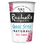 Rachel's Organic Fat Free Greek Style Natural Yogurt