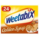Weetabix 24 Golden Syrup Biscuits