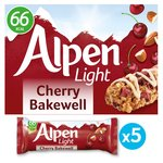 Alpen Light Bars Cherry Bakewell