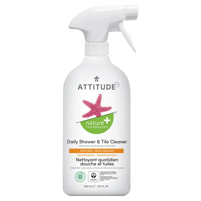 Attitude Daily Shower Cleaner Spray