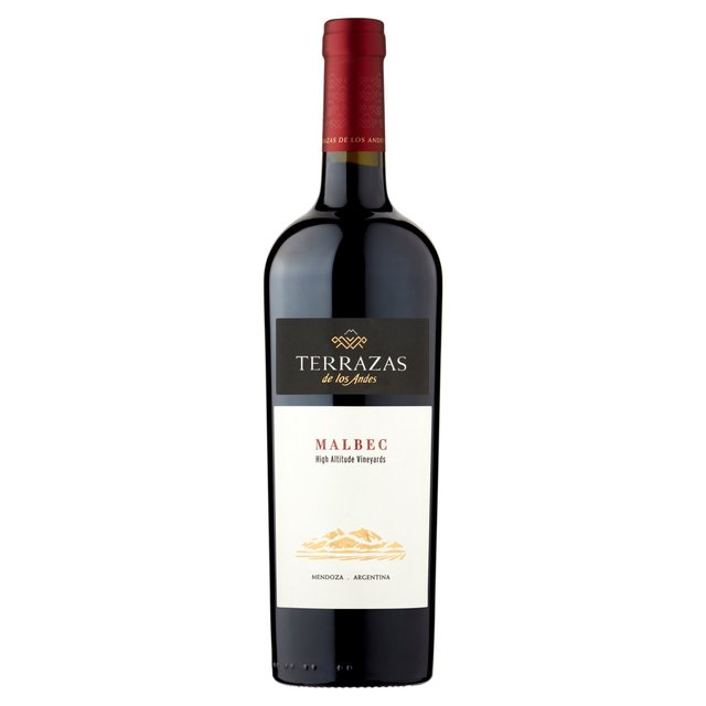terrazas selection malbec 75cl from ocado