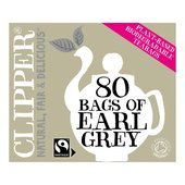 Clipper Fairtrade Organic Earl Grey