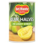 Del Monte Pear Halves in Light Syrup