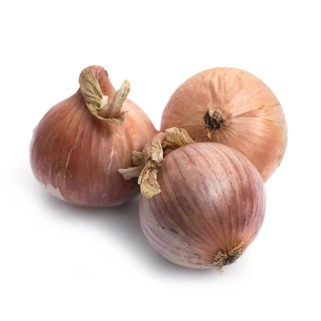 Natoora Pink Onions from Roscoff