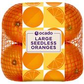 Ocado Large Seedless Oranges