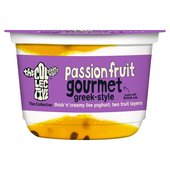 The Collective Passionfruit Yoghurt