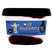 The Collective Blueberry Yoghurt