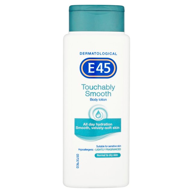 E45 Touchably Smooth Body Lotion