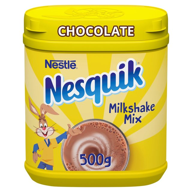 Nesquik Chocolate Milkshake Tub Ocado