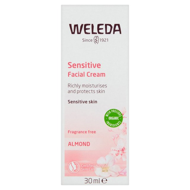 Weleda Natural Almond Soothing Facial Cream