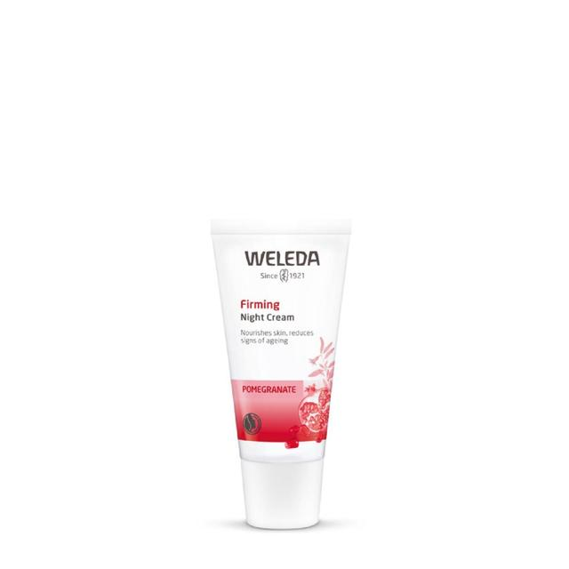 Weleda Natural Pomegranate Anti Ageing Night Cream, Vegan