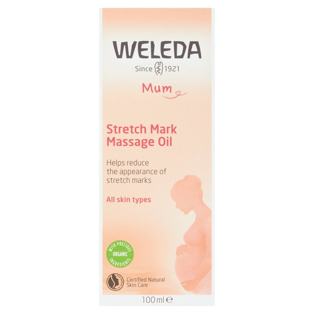 Weleda Stretch Mark Oil