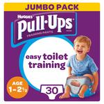 Huggies Pull Ups Day Time Boys 1-2.5 Years Potty Training Pants