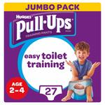 Huggies Pull Ups Day Time Boys 2-4 Years Potty Training Pants