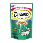 Dreamies Cat Treats with Turkey