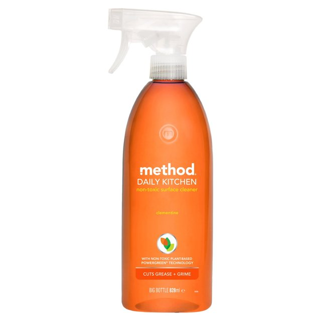 Method Daily Kitchen Surface Cleaner Clementine