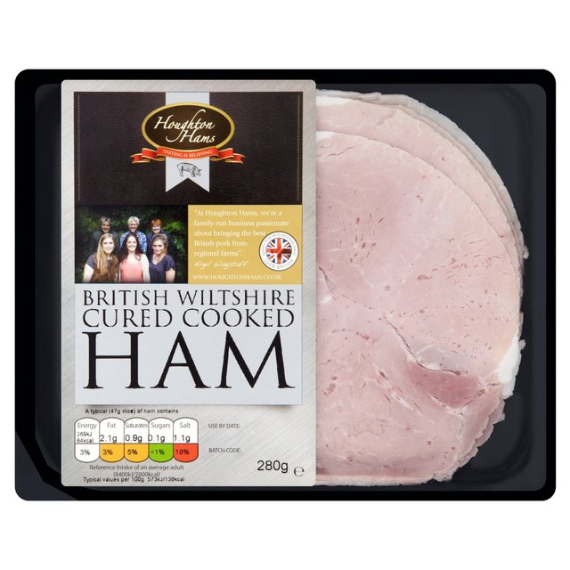 Houghton British Wiltshire Cured Cooked Ham