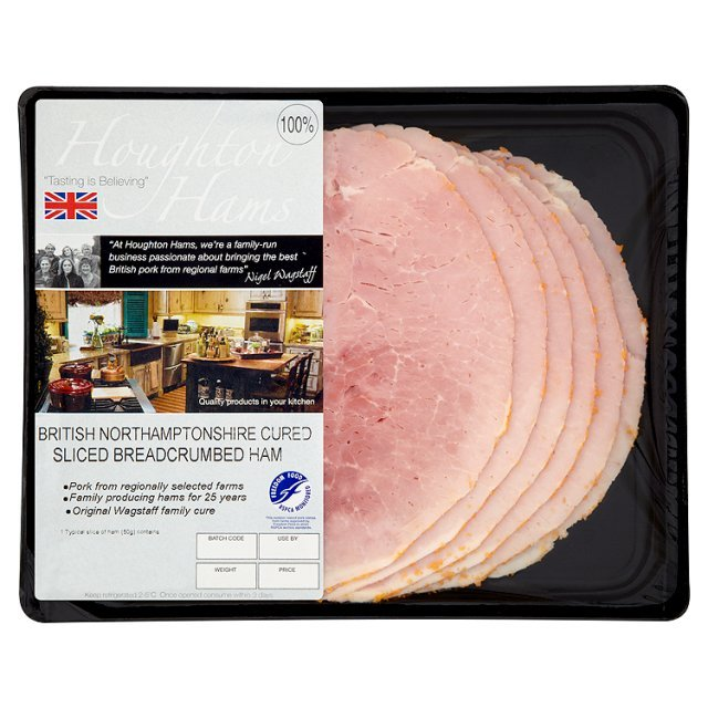 Houghton British Northamptonshire Breaded Ham